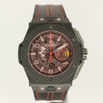 Hublot Big Bang Ferrari Carbon Red Magic - NEW 2019 - np €...