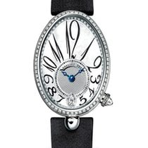 Breguet Brequet Reine de Naples 8918 18K White Gold & Diamonds...