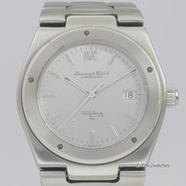IWC Ingenieur Jumbo Steel 40mm Silver
