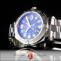 Breitling Colt GMT Automatic Chronometer blue Full Set 2010...