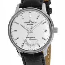 Jacques Lemans Steel 44mm Automatic N-222A new