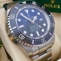 Rolex Sea-Dweller LC100 Deepsea D-Blue James Cameron Edition