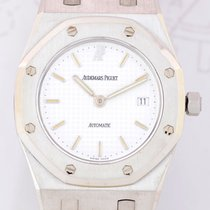 Audemars Piguet Royal Oak 18K Weißgold 31mm Medium Automatic...