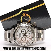 Rolex Daytona 116520 Card RRR Ser.Z Like New Juste Serviced