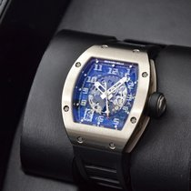 Richard Mille RM010 White Gold