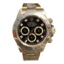 Rolex Oyster Perpetual Daytona 40MM 18KT Gold 16528