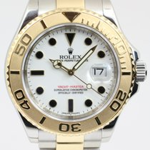 Rolex Yacht-Master from 2011 complete with B+P ROLEX SERVICED