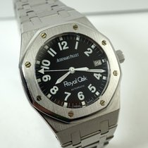 Audemars Piguet Royal Oak military style dial steel automatic...