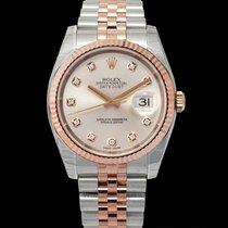 Rolex Datejust 116231 G nouveau