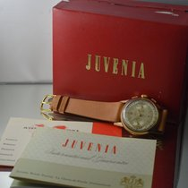 Juvenia Yellow gold 36mm Manual winding pre-owned