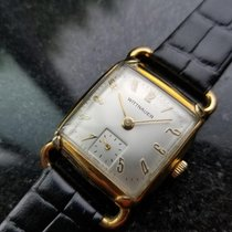 Wittnauer LONGINES WITTNAUER 10K Gold-Filled Men's Midsize...