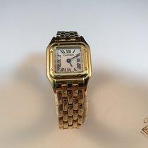 Cartier Panthère usados 17mm Oro amarillo