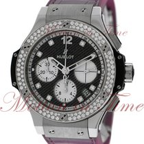 Hublot Big Bang Jeans Steel 41mm Purple No numerals United States of America, New York, New York