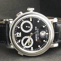 Arnold & Son GMT Timekeeper II