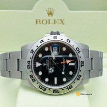 Rolex Explorer 2 Black  2010