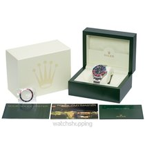 Rolex 16710 Steel GMT-Master II pre-owned United States of America, California, San Mateo