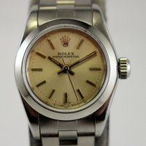Rolex 67180 Steel 1995 Oyster Perpetual 25mm pre-owned United States of America, Massachusetts, West Boylston