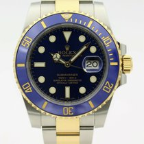Rolex Submariner Date Steel 40mm Blue