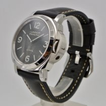 Panerai 44mm Manuale 2016 usato Luminor Base 8 Days Nero