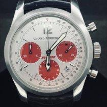 Girard Perregaux Acier 40mm Remontage automatique 4956 occasion