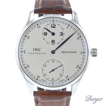 IWC IW544401 Acero 2010 Portuguese (submodel) 43mm usados