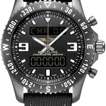 Breitling Chronospace Military Steel 46mm Black United States of America, New York, Airmont