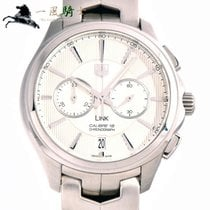 TAG Heuer Link Calibre 18 Steel 40mm Silver United States of America, California, Los Angeles