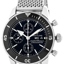 Breitling Superocean Héritage II Chronographe new Automatic Watch with original box A1331312/BF78-152A