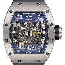 Richard Mille RM 030 Steel 2014 RM 030 50mm United Kingdom, London