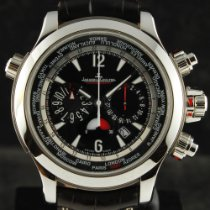 Jaeger-LeCoultre Steel 46mm Automatic 150.8.22 pre-owned