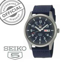 Seiko Silver Automatic 42mm new 5 Sports