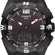 Tissot Titan 45mm Chronograph T091.420.47.057.01 neu