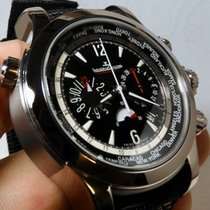 Jaeger-LeCoultre Master Compressor Extreme World Chronograph 46mm Sort