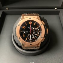 Hublot Big Bang 44 mm Oro rosado 44mm Negro Árabes