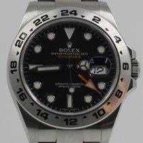 Rolex Explorer II 216570 2013 tweedehands