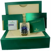 Rolex Sea-Dweller Deepsea 126660 новые