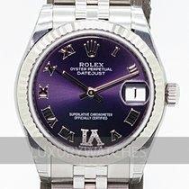 Rolex Lady-Datejust 178274 Unworn Gold/Steel 31mm Automatic
