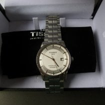 Tissot Luxury Automatic Steel 41mm Silver