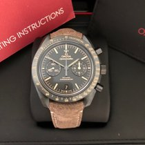 Omega 311.92.44.51.01.006 Keramik 2020 Speedmaster Professional Moonwatch 44.25mm neu