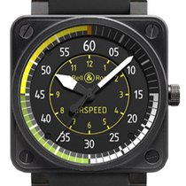 Bell & Ross BR 01-92 new Automatic Watch with original box and original papers BR01-92AIRSPEED