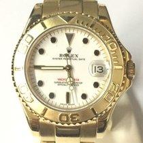 Rolex Yachtmaster Gelbgold 35mm