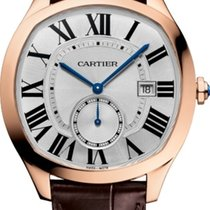Cartier Drive de Cartier neu 40mm Rotgold