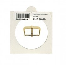 Tissot 16mm Gold Plated Buckle