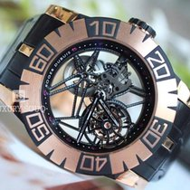 Roger Dubuis Easy Diver new Manual winding Watch only SED48-02SQ-51-00/S90
