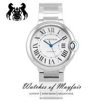 Cartier Ballon Bleu 36mm Steel 36.6mm Silver United Kingdom, London