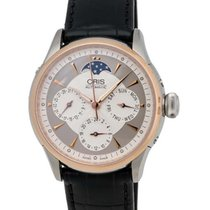 Oris Artelier Two-Tone Day/Date Automatic Ladies Watch – 01...