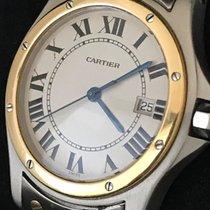 Cartier Santos 1551 ronde