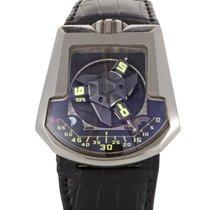 Urwerk UR 202 Mens Automatic Watch 202/WG