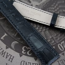 Patek Philippe Leather strap White Gold Clasp 20mm