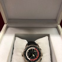 Girard Perregaux watch world time chrono 49800 53 651